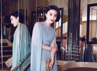 做影后当评委,叱咤时尚圈的范爷,有什么比她还耀眼迷人?!