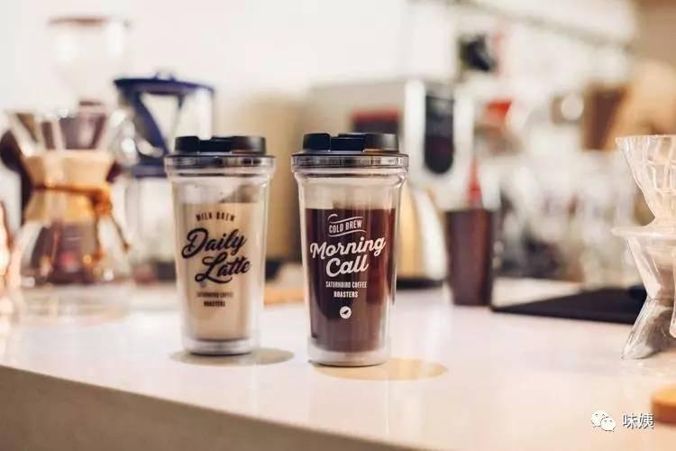 好物 | 有了这杯网红咖啡,我再也不去星巴克了!