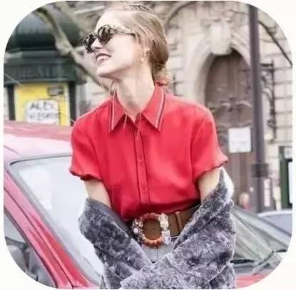 Polo衫 | 男人穿很搞笑 女人穿很时髦