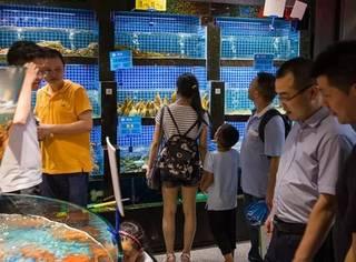 100元吃海鮮自助!不限量!敞開吃!紅蝦三文魚象拔蚌銀鱈魚…我要把武林路這家海鮮漁市吃到空!