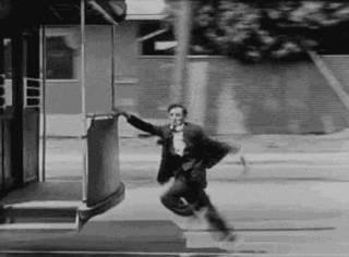 一百年前的电影动作片,特技简直厉害死了