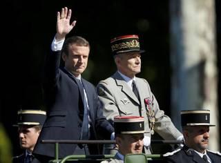 请收听今日国际媒体头条:反对预算削减,法国国防参谋长辞职