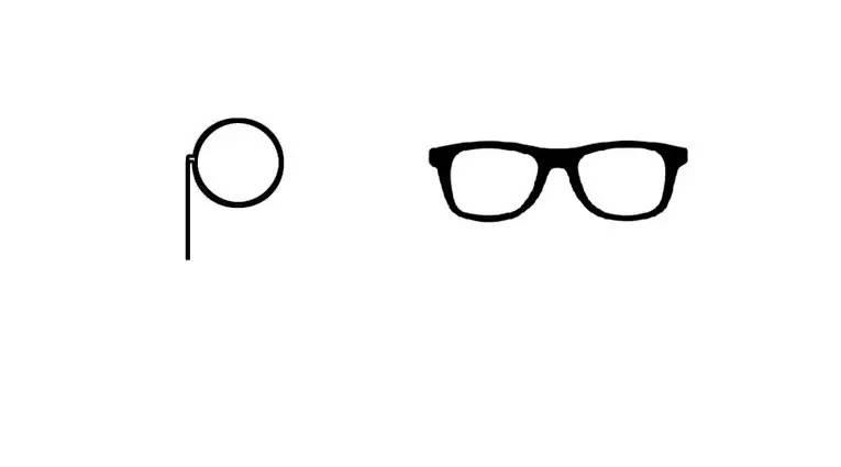 哪种眼镜姿势水平最高|大象公会