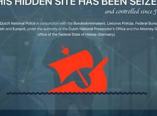 """请收听今日国际媒体头条:全球两大""""暗网""""交易网站被关停"""