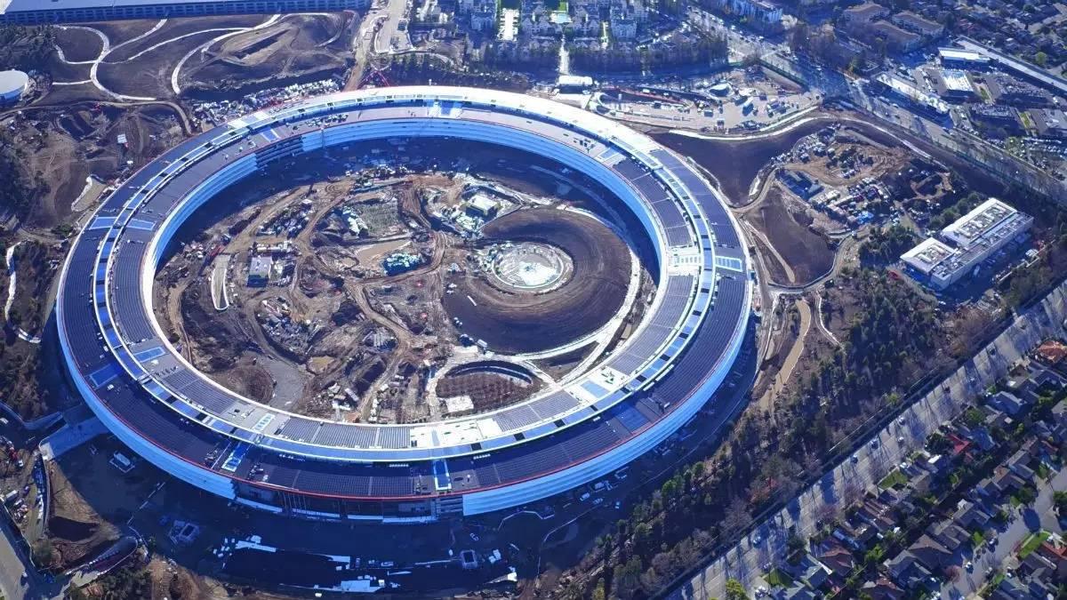 苹果总部园区欲种植8000颗树,真的可以实现可持续发展吗?