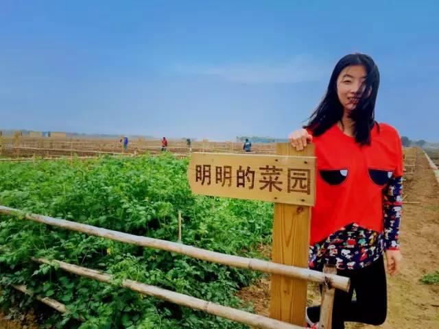 这个90后女孩白手起家,用2年时间打造了中国最大农业体验项目