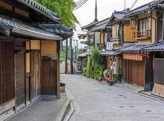 在京都最好的时节,像当地人一样理想生活