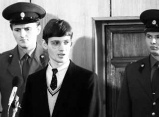 那个当年降落在苏联红场的飞行员