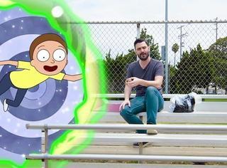 呃,Rick&Morty里所有的音乐都是他一个人搞出来的!