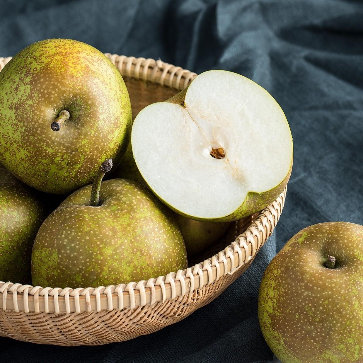 一年只有28天能吃到的焦溪蜜梨,好甜啊!