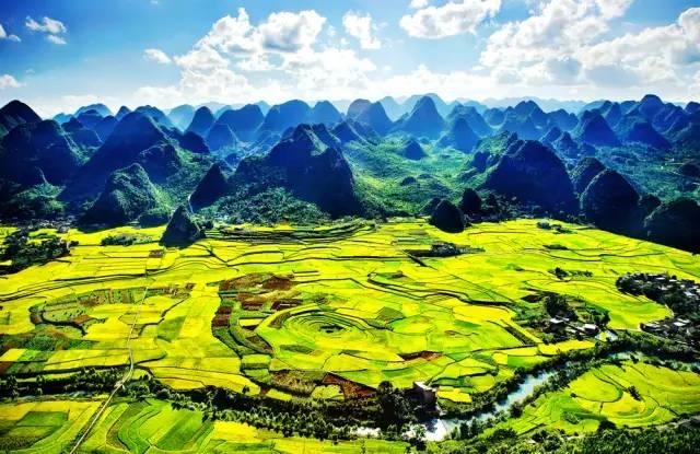 中国最美的30个旅行目的地,走过10个,你就是超级旅行达人!