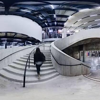 如何用360度全景相机拍下建筑,酷炫你的朋友圈