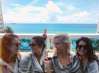 @咪蒙 公司放暑假,来看这份海滩度假攻略
