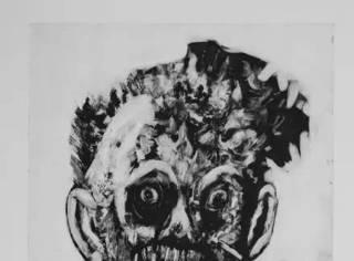 地狱逃出的恶魔,一个个颤抖挣扎的灵魂! | 艺术家Nicole Coson