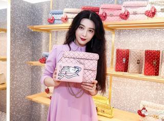 这只手袋全球只有中国卖,这些明星都想抢一只!