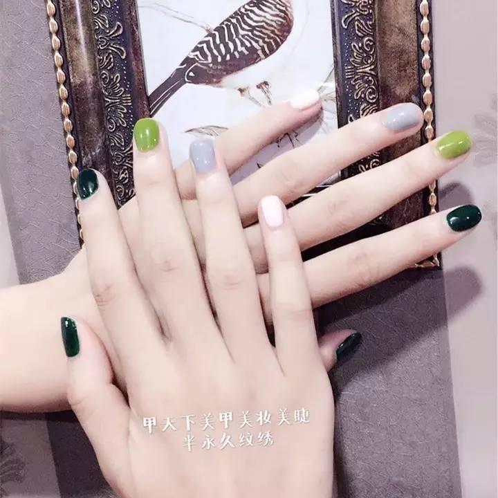 美甲帮达人秀 今日粉丝投稿作品(8月15日)