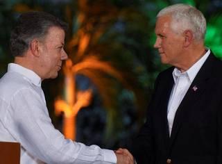 请收听今日国际媒体头条:彭斯称美国仍愿和平解决委内瑞拉危机