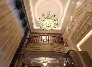 【网友晒图】240平欧式别墅,怎么看都像皇宫!
