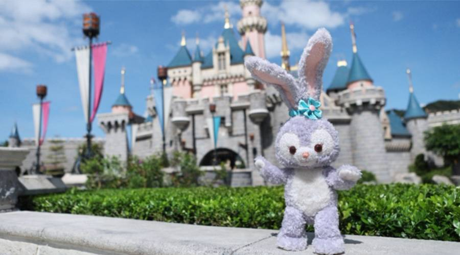 梦境般的童话世界直击你的少女心,风靡全球的她来到香港迪士尼乐园啦!!