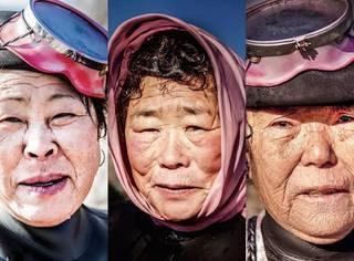 她们是现实版美人鱼,平均年龄70岁 | 蕾女说