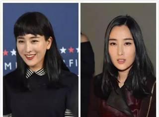 为什么别人家的长脸发型这么美,你的长脸却只有齐刘海?