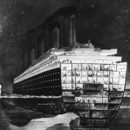 泰坦尼克号唯一存活副船长,隐忍半生,终于公开不为人知的沉船细节!