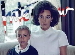 卡戴珊做第一夫人,美国人民答应吗丨赏色