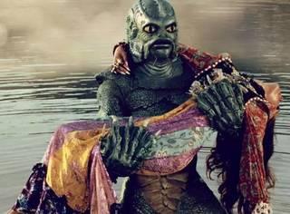 怪兽、虐恋、穿越、科幻、惊悚……GUCCI竟然拍了支这样的广告!
