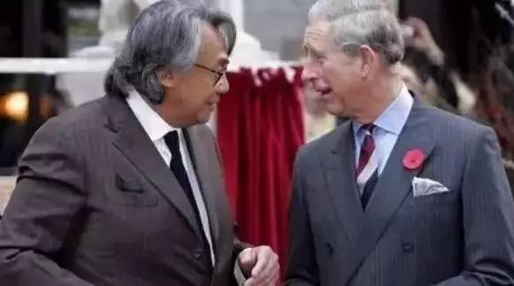 """戴妃好友、""""上海滩""""创始人,这个英国权贵圈里最有影响力的华人走了"""