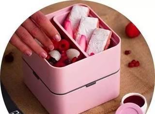 Monbento 高颜值网红便当盒,让减脂餐成为艺术~