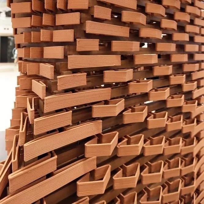 香港大学机器人建构:2000块砖,2001种可能性