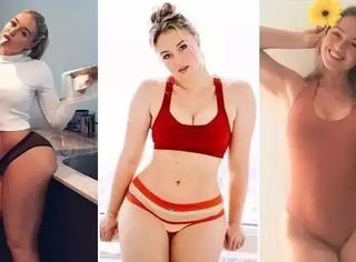 175cm的她胖到180斤被群嘲,这个大码模特却用自己的胖子美学漂亮还击!