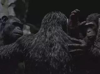 厉害,《猩球崛起3》竟然能把特效大片拍出史诗感