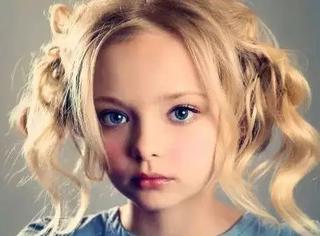 《猩球崛起3》里的萝莉,现实中也是个超美超萌的小天使!