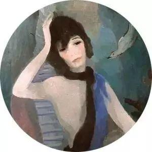橘园的这副香奈儿肖像,来自巴黎艺术界的耀眼玫瑰