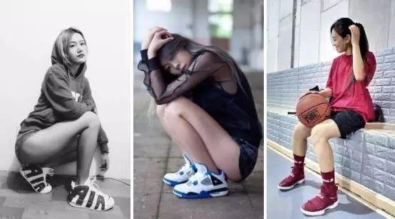 SNKRGirl|除了身材和球鞋,姿势也很重要哦!9.18-9.24