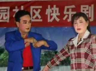 鸟巢豫剧演唱报道105《朝阳沟》演唱进社区