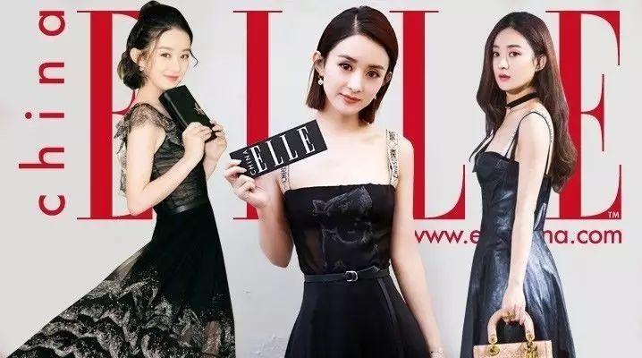 最爱Dior的小仙女赵丽颖,让她疯狂打call的秀场新款到底有多美?