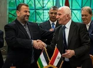 iWeekly星闻博览:法塔赫与哈马斯签署和解协议,终结10年裂痕