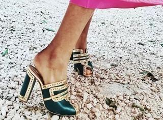 巴黎时装周心动瞬间 | 已为你备好来年春夏鞋包剁手list