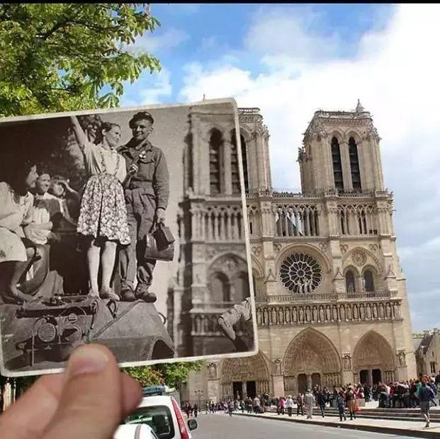 1917vs2017巴黎在这一百年间到底经历了什么?