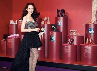 吉星高照 | 我爱莫文蔚,而莫文蔚爱鞋。