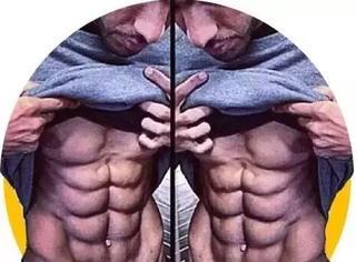 腹肌真的只能练出来吗?真相比你想得简单!