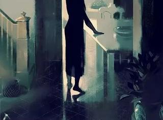 一个在自家迷路的女人