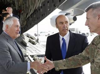 iWeekly星闻博览:美国国务卿首访阿富汗