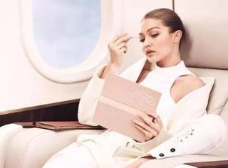 Gigi Hadid也出彩妆盘了!?明星合作款玩得究竟是什么套路?