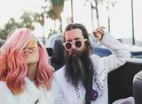 他们是别人眼中的异类,但他们却拍了世上最酷的婚纱照