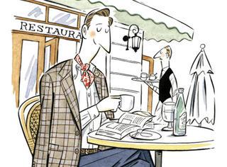 秒杀《王牌特工》 看了这组插画就能当绅士