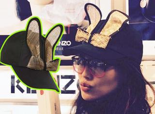我们帮你找到了那顶舒淇和姚晨都狂爱得兔兔帽