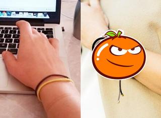 夏日手腕会被头绳勒出红印?这个神奇的发明会拯救你!